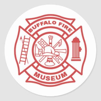 Buffalo Fire Museum sticker