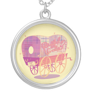 Buffalo-Gals Wagon necklace