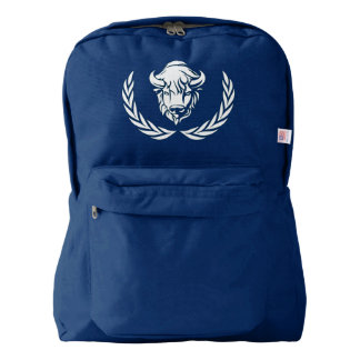 Buffalo house bag backpack