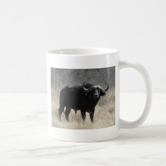 Buffalo In South Africa Coffee Mug