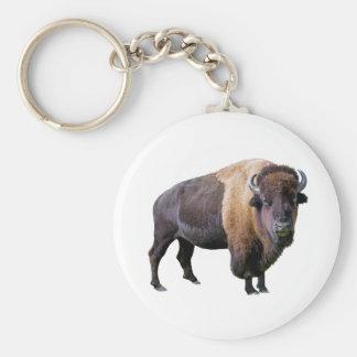 buffalo key ring
