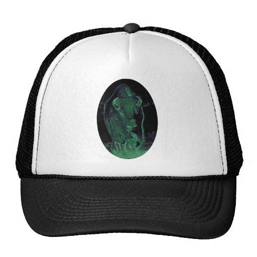 Buffalo (Light Buffalo) Trucker Hats