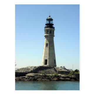 Buffalo Lighthouse Postcard