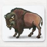 Buffalo Mouse Pad