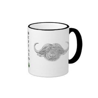 Buffalo Mug - Africa Series