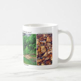 Buffalo National River I - Spring Foliage 2008 Coffee Mug