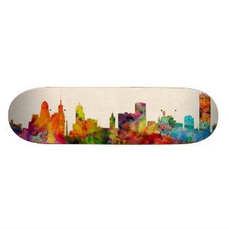 Buffalo New York Skyline Cityscape Skate Decks