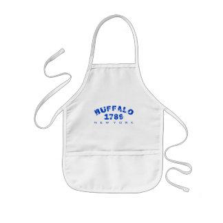 Buffalo, NY - 1789 Kids Apron