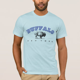 Buffalo, NY - Bison T-Shirt
