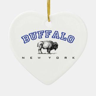 Buffalo NY Christmas Ornament