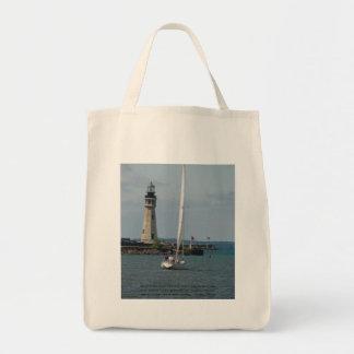 Buffalo NY Lighthouse & Inspirational Saying