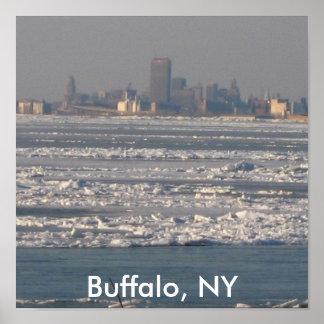 Buffalo, NY Poster
