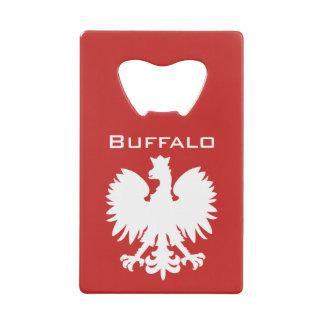 Buffalo Polish Eagle Bottle Opener
