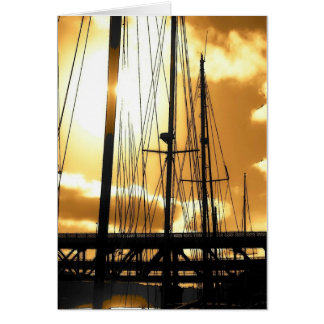 Buffalo River, East London, South Africa Greeting Card