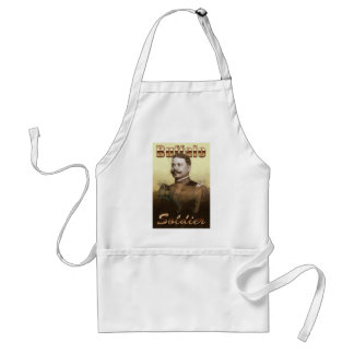 Buffalo Soldier Adult Apron