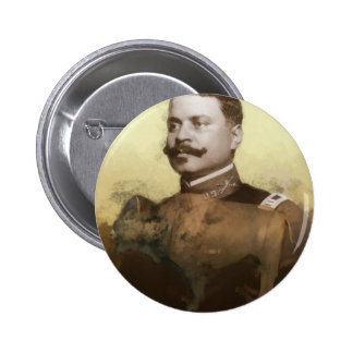 Buffalo Soldier Button