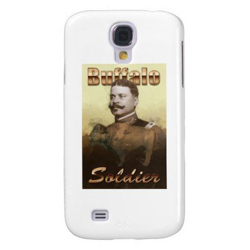 Buffalo Soldier Samsung Galaxy S4 Cover