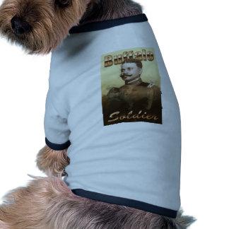 Buffalo Soldier Dog T-shirt