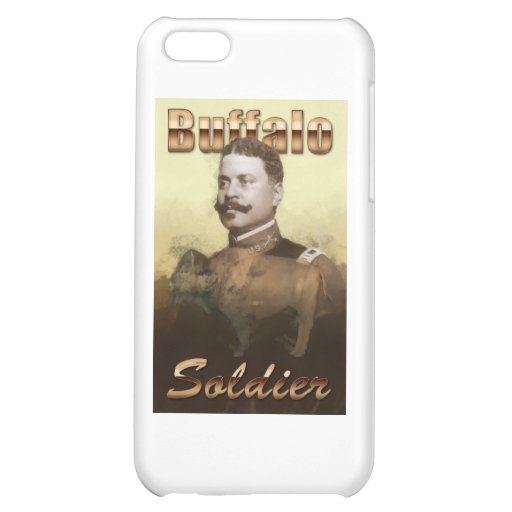 Buffalo Soldier iPhone 5C Cover