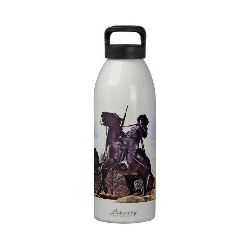 Buffalo Soldier Monument. Water Bottle