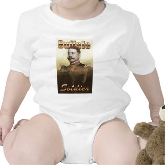 Buffalo Soldier Baby Bodysuits