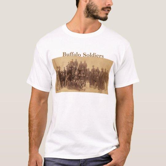Buffalo_soldiers1, Buffalo Soldiers T-Shirt