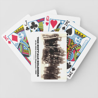 Buffalo Soldiers Poker Cards