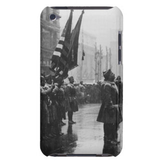 """Buffalo"" Soldiers Returning Colors - 1919 iPod Touch Cases"