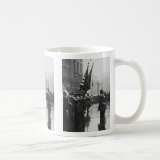 """Buffalo"" Soldiers Returning Colors - 1919 Classic White Coffee Mug"