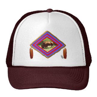 Buffalo spirit hat