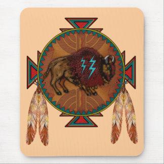 Buffalo Spirit Mouse Mat