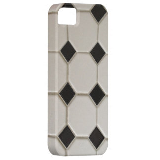 Buffalo Tile 1907 Black and White Case For The iPhone 5