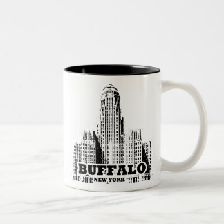 Buffalo Two-Tone Coffee Mug