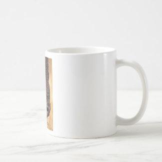Buffalo Up Close Basic White Mug