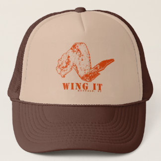 Buffalo Wing Hat