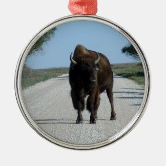 Buffaloed! Christmas Ornament
