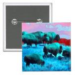 Buffaloes Pin