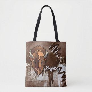 Buffaloes Tote Bag OR Cross Body Bag