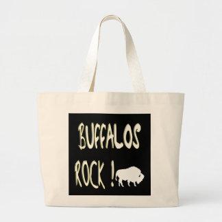 Buffalos Rock! Tote Bag