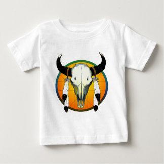 bufflalo skull tee shirts