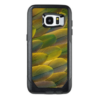 Buffon'S Macaw Feathers OtterBox Samsung Galaxy S7 Edge Case