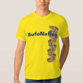 BufoNation T-shirts
