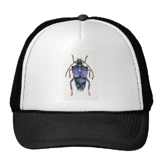 Bug 009 mesh hat