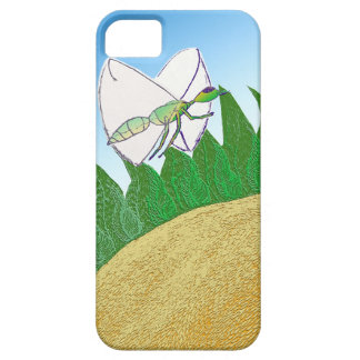 Bug and Flower iPhone 5 Case