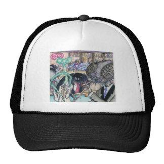 bug bar cap
