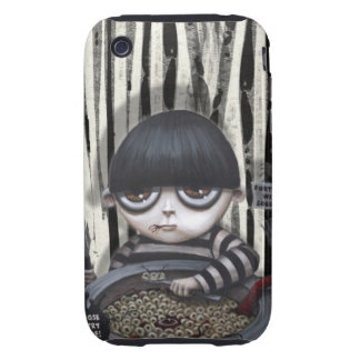 Bug Cereal iPhone 3G Cover Tough iPhone 3 Cover
