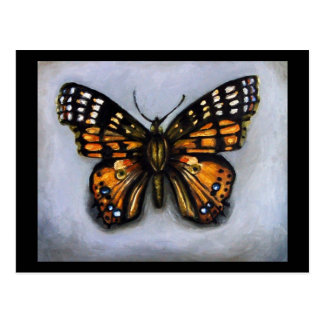 Bug Collection-Painted Lady Butterfly Postcard