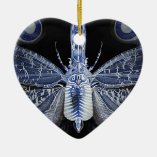 Bug Collection - X-ray Bug Christmas Ornament