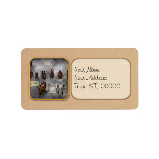 Bug Collector - The insect Collection Address Label