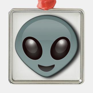 Bug Eyed Alien Christmas Ornament